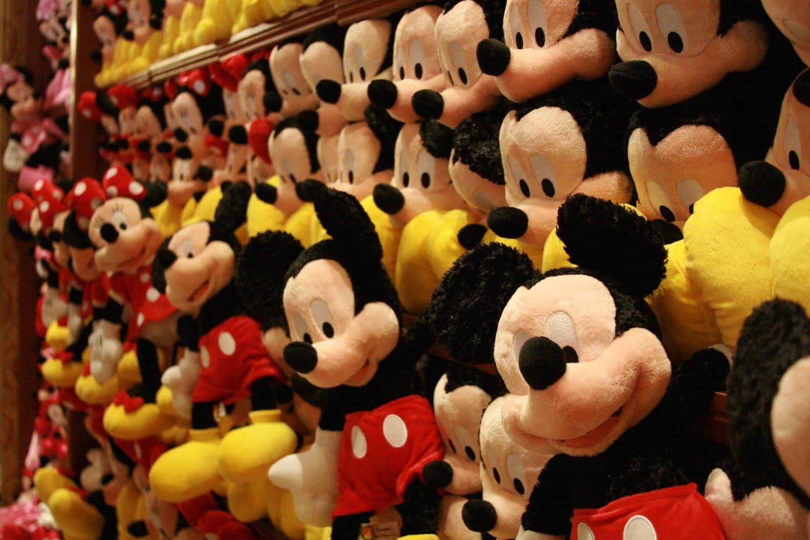 Souvenirs Disney
