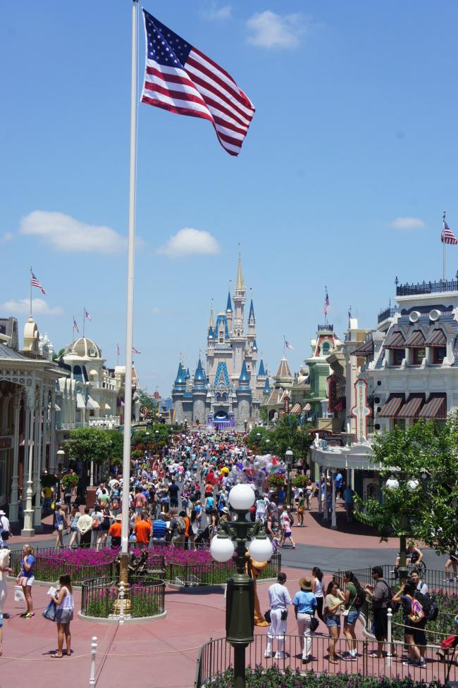 Main Street U.S.A. - Magic Kingdom