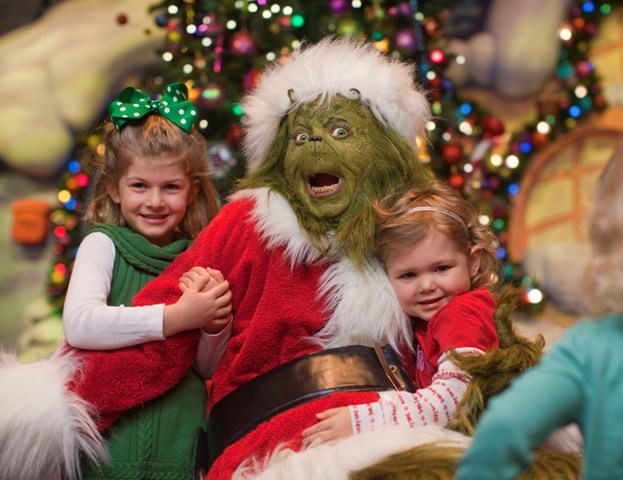 Image result for the grinch & friends character breakfast