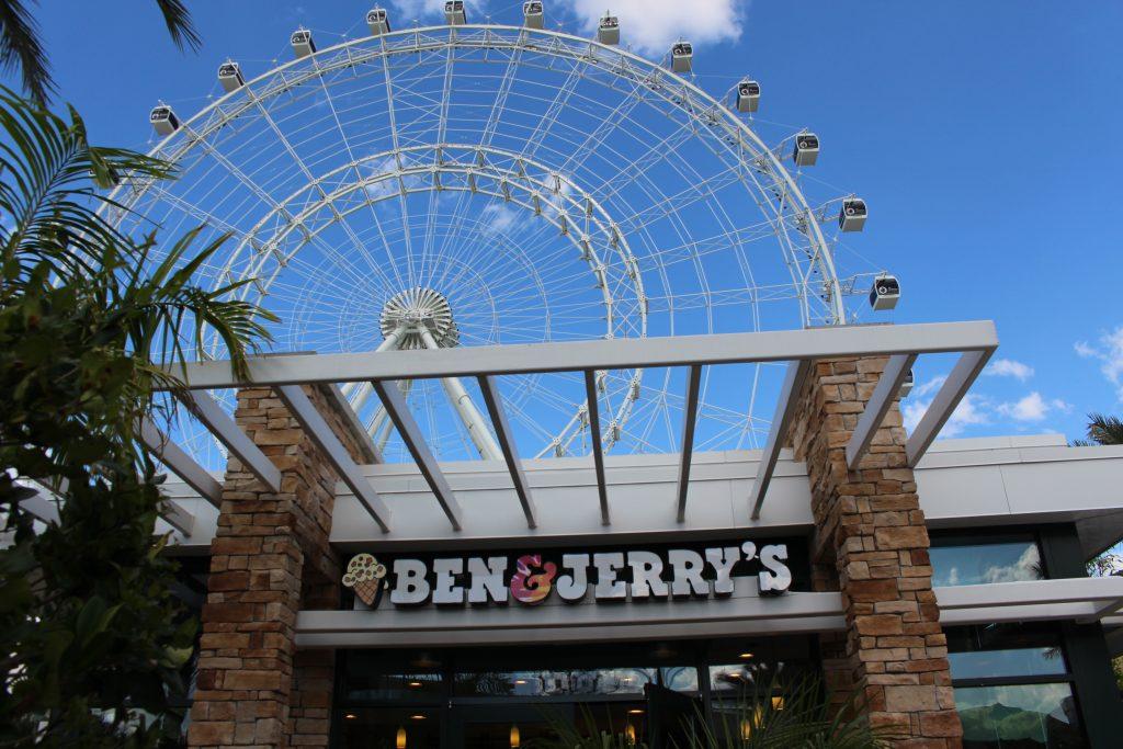 Ben & Jerry's - I-Drive 360