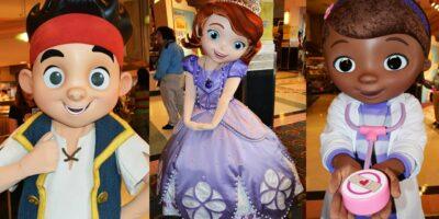 Hollywood and Vine - Disney Jr