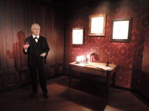 Madame Tussauds Orlando - Thomas Edison
