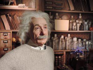 Madame Tussauds Orlando - Albert Einstein