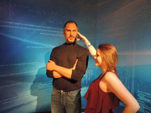 Madame Tussauds Orlando - Steve Jobs