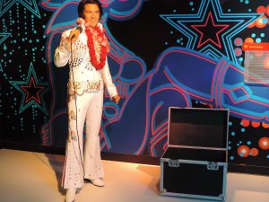 Madame Tussauds Orlando - Elvis Presley