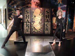 Madame Tussauds Orlando - John Travolta e Olivia Newton John