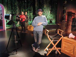 Madame Tussauds Orlando - Steve Spielberg