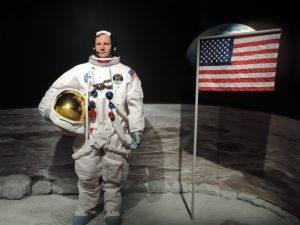Madame Tussauds Orlando - Neil Armstrong