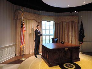 Madame Tussauds Orlando - Barack Obama