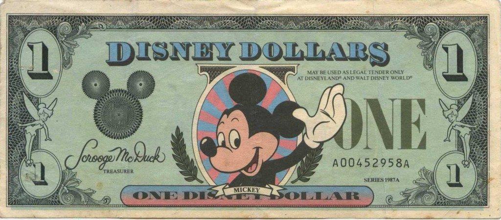 Economizando na Disney