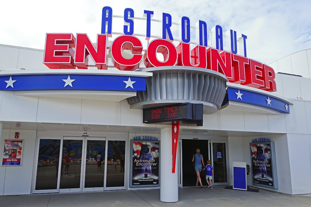 Kennedy Space Center - Astrounaut Encounter
