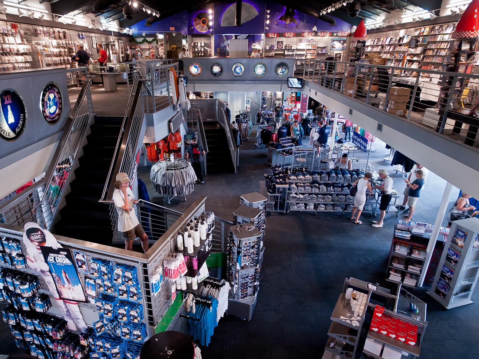 nasa merchandise store - photo #17