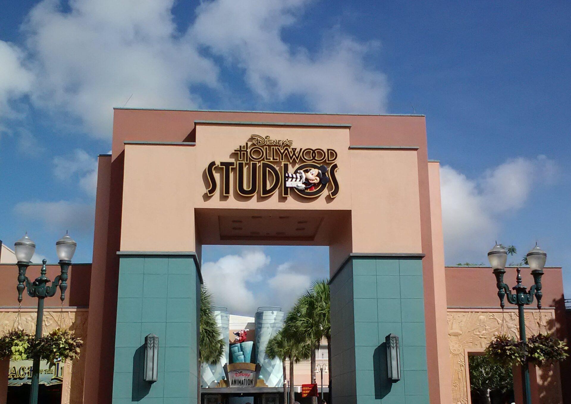 Animation Courtyard - Hollywood Studios