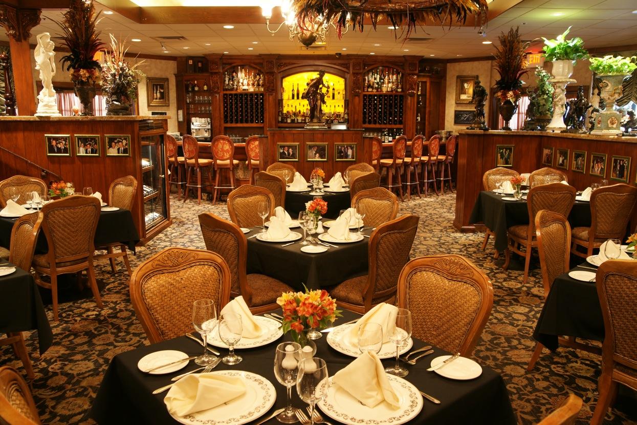 10 restaurantes para um jantar rom ntico em orlando - Italian restaurant winter garden ...