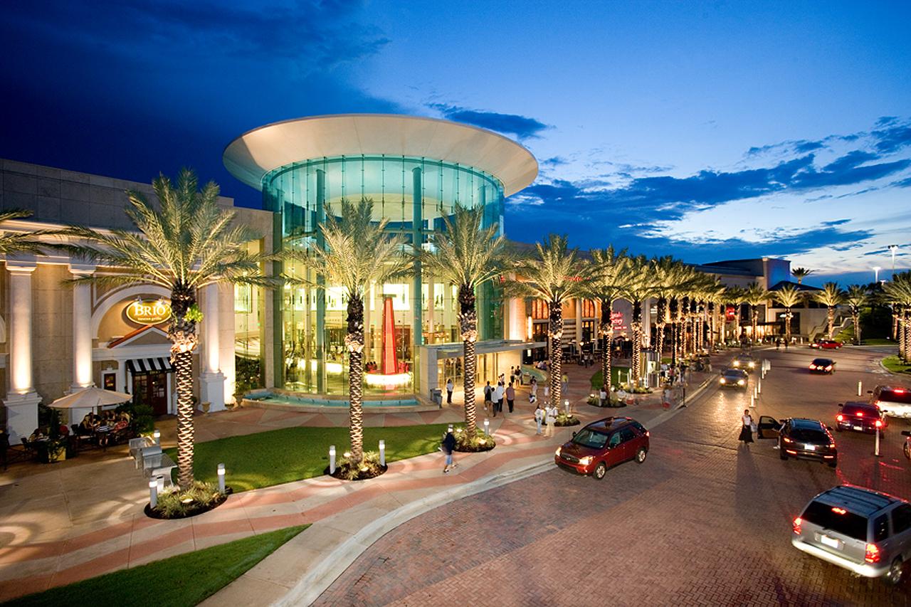 Shoppings de Orlando - Mall at Millenia
