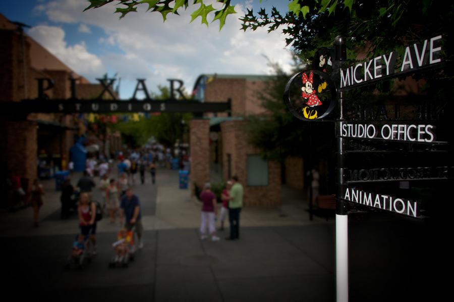 Mickey Avenue - Hollywood Studios