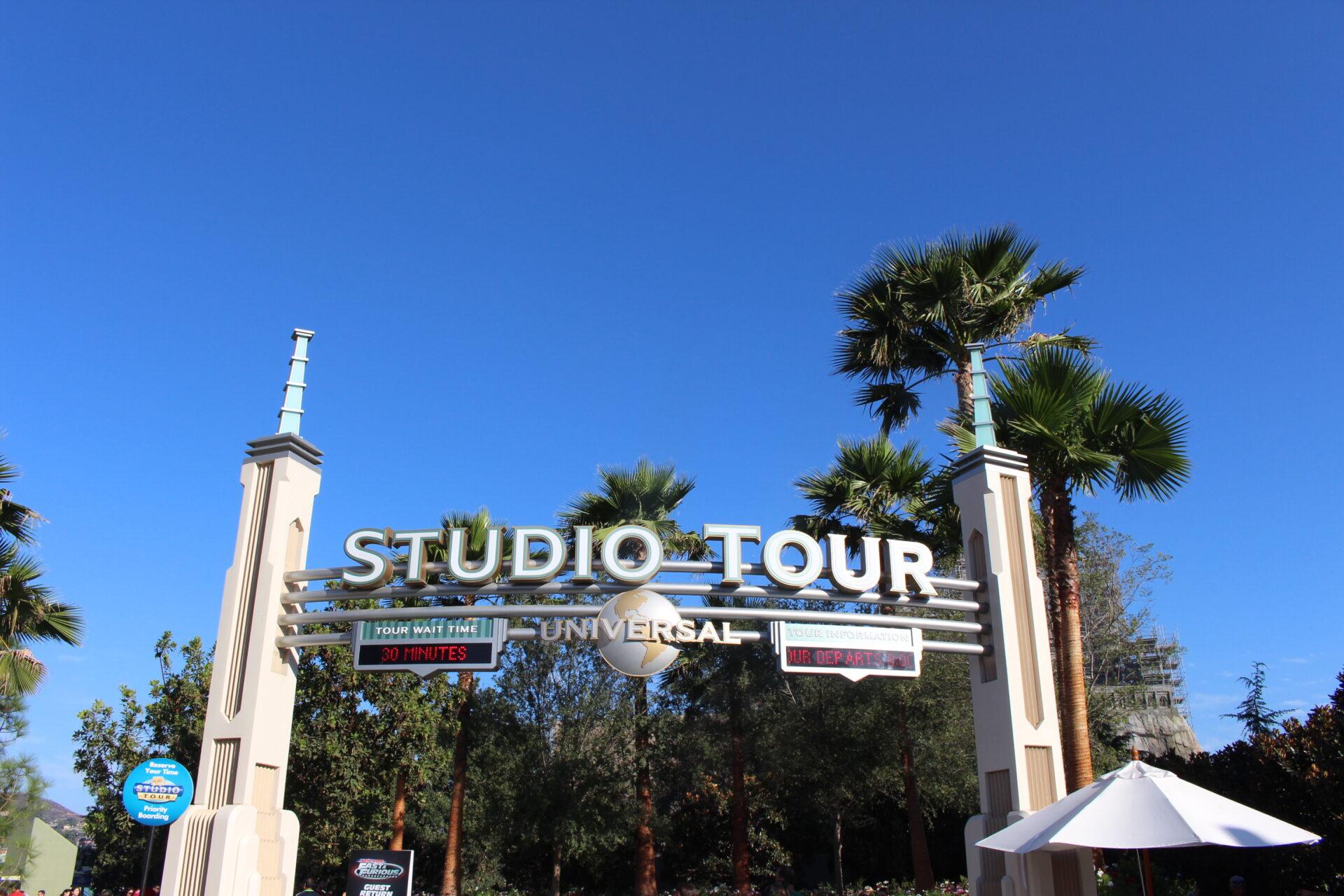 Studio Tour - Universal Studios Hollywood