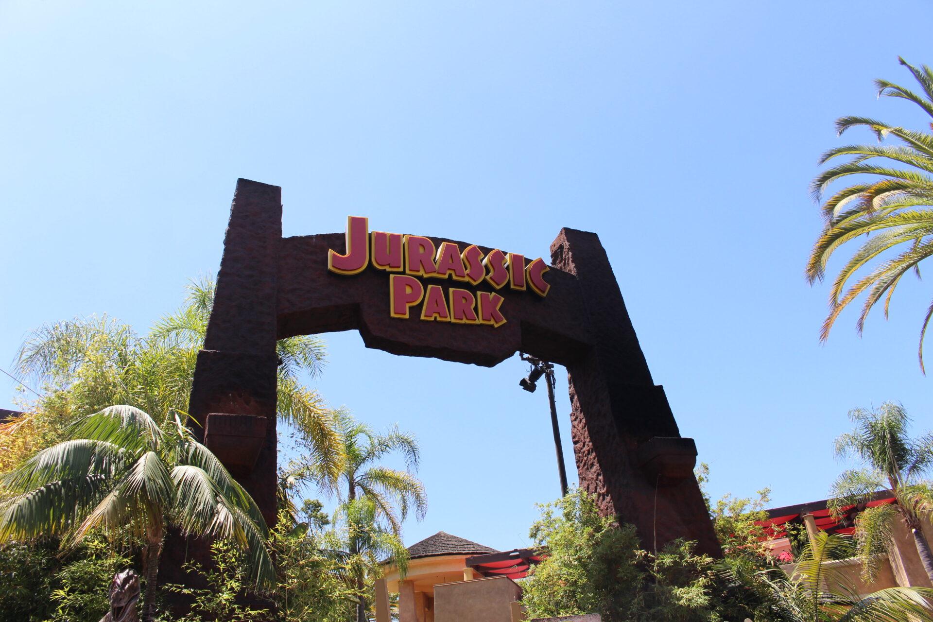 Universal Studios Hollywood - Jurassic Park