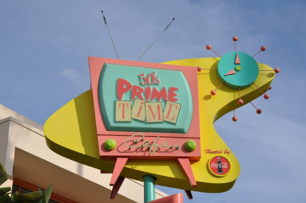 50´s Prime Time Cafe - Hollywood Studios