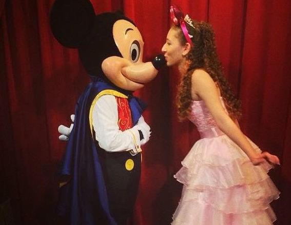 Aniversário de 15 anos na Disney