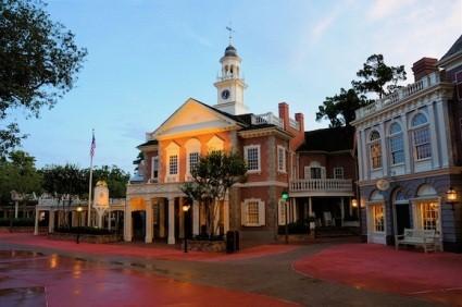 Liberty Square - Magic Kingdom