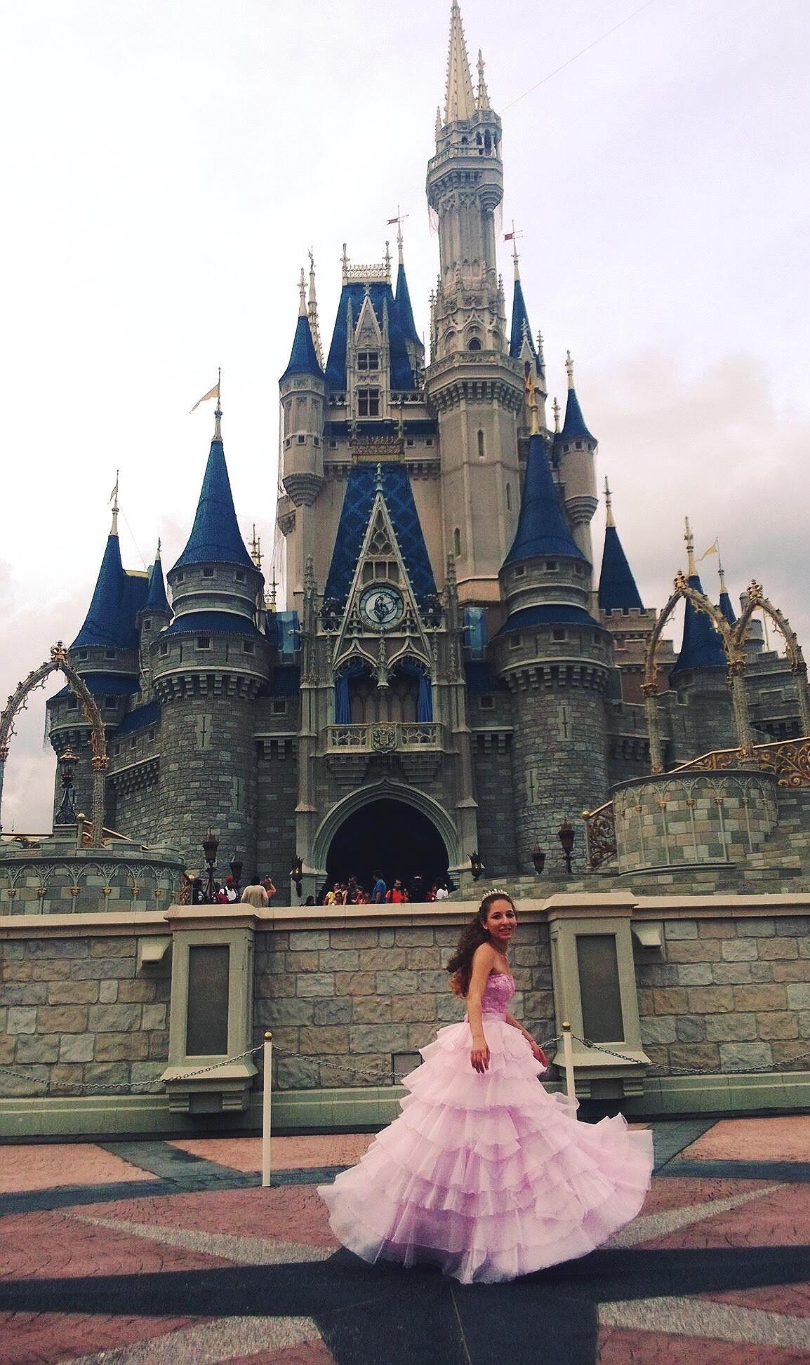 15 anos na Disney