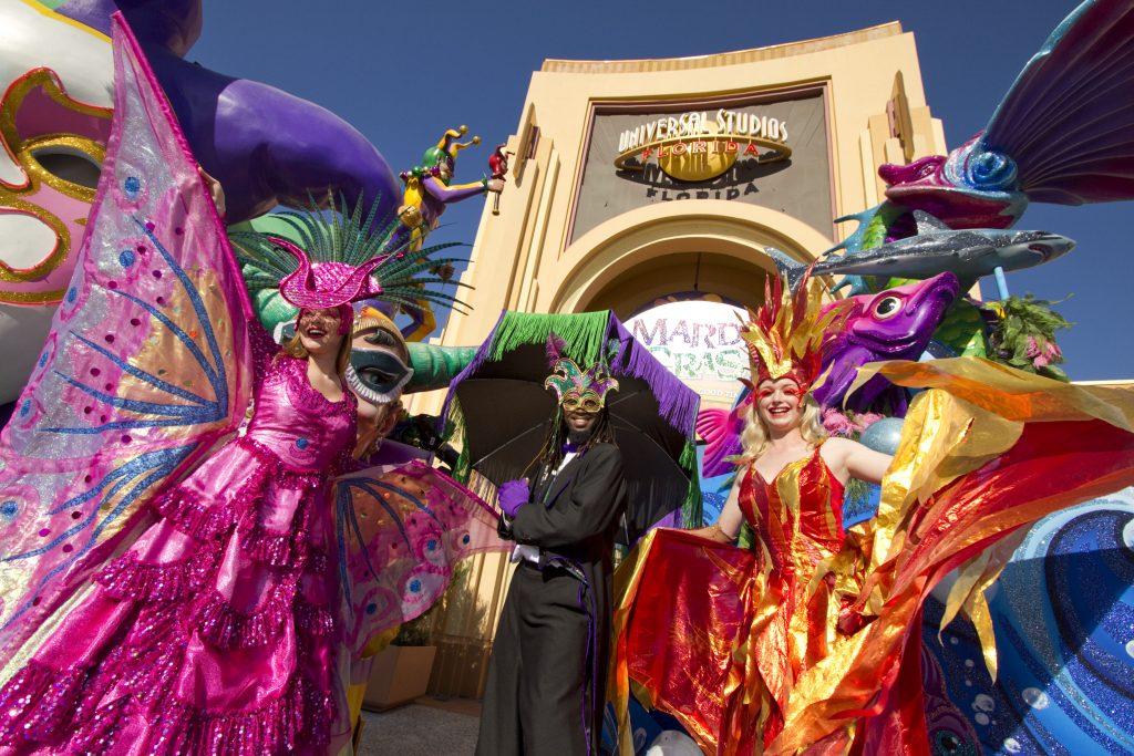 Mardi Grass - Universal Orlando Resort