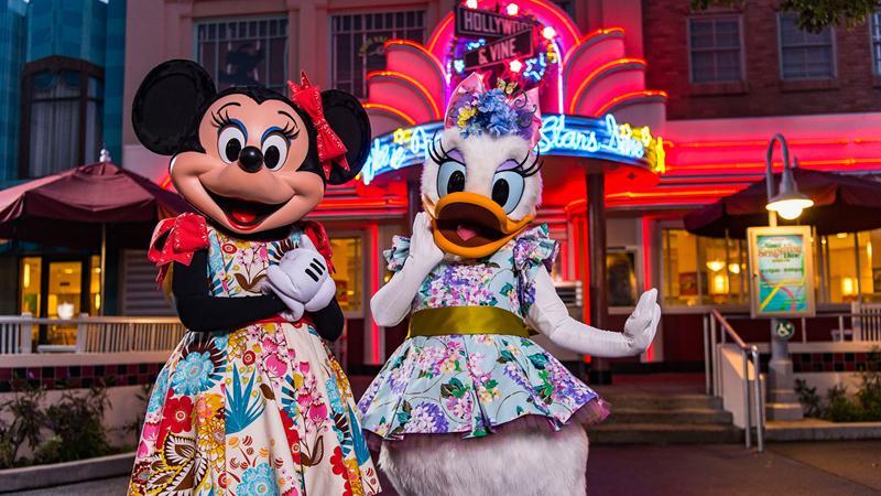 Minnie's Springtime Dine