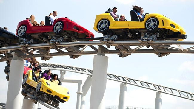 Parque da Ferrari em Orlando