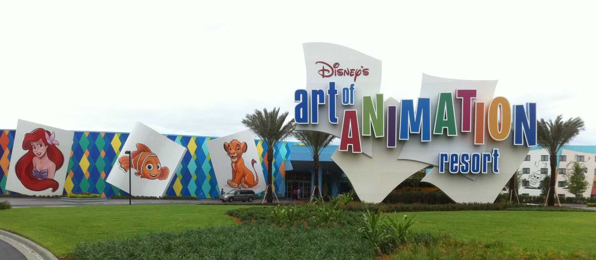 DISNEY'S ART OF ANIMATION Disney's Art of Animation #2: From Mickey Mouse, To He