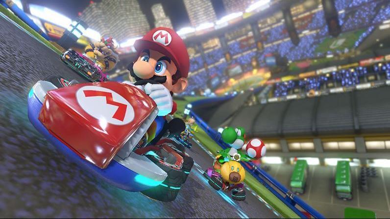 Nintendo nos parques da Universal