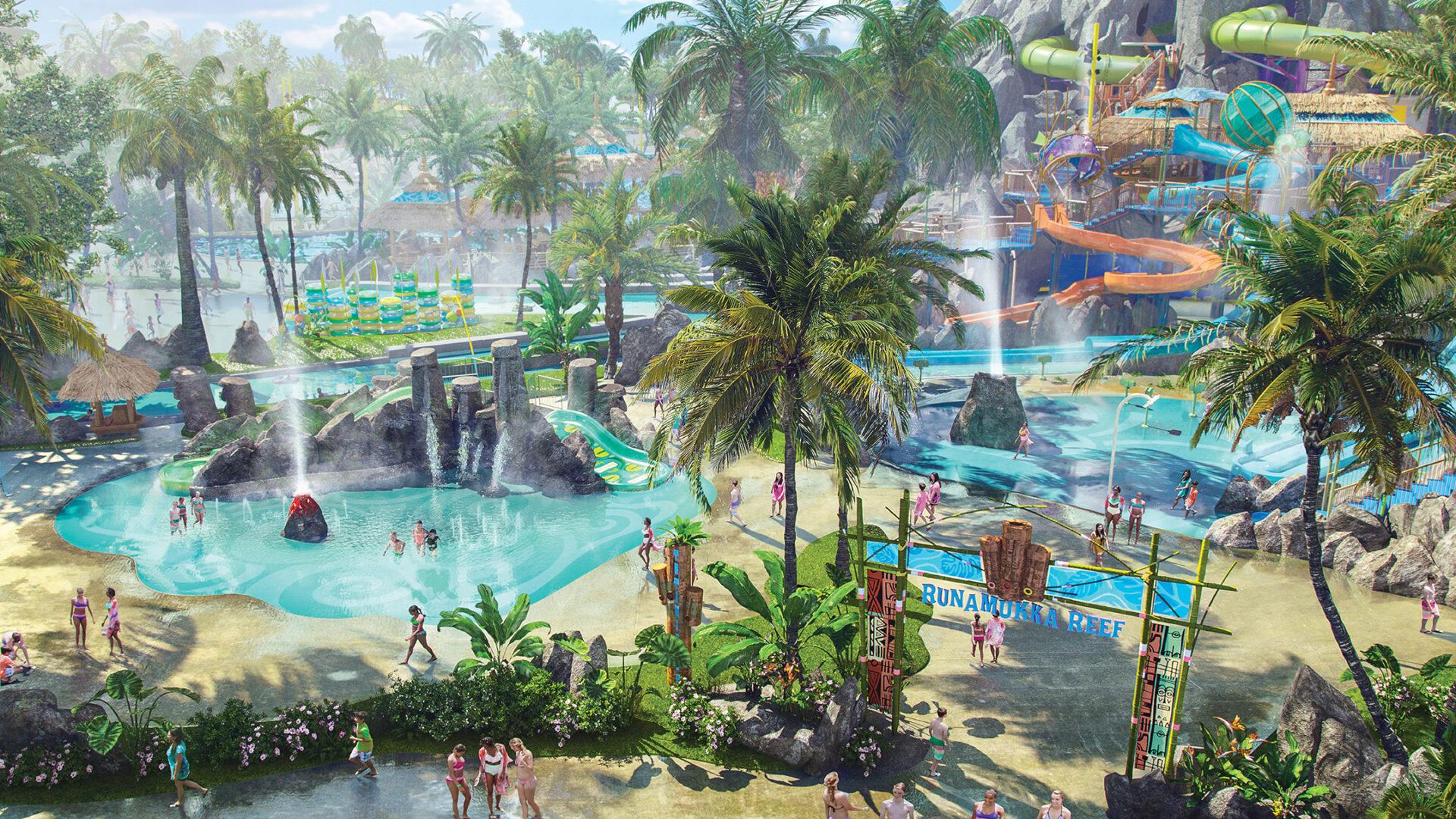 Novo parque da Universal