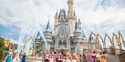 Onde fica o Magic Kingdom