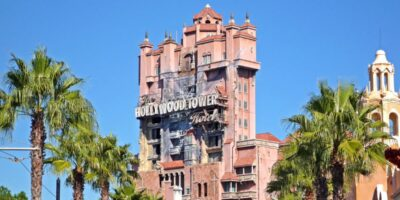 Torre do terror hollywood studios