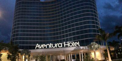Hotéis dentro do complexo Universal