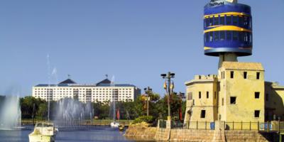 hotéis SeaWorld