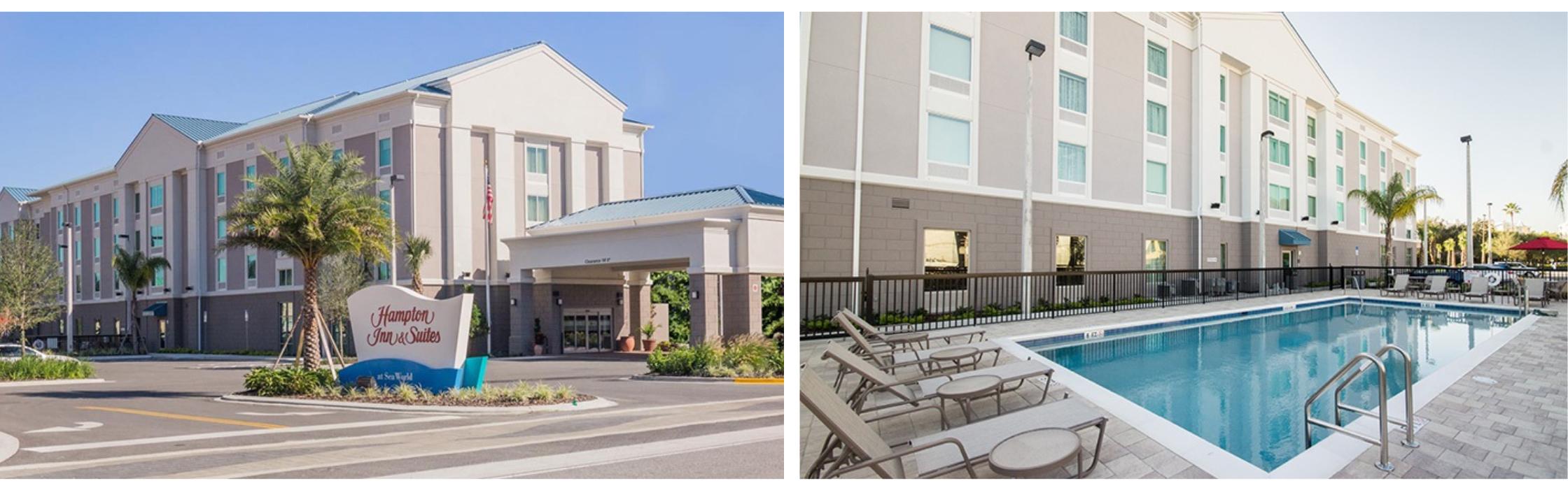 hampton inn and suites orlando