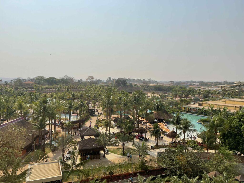 Hot Beach Olimpia - Resort para crianças no interior